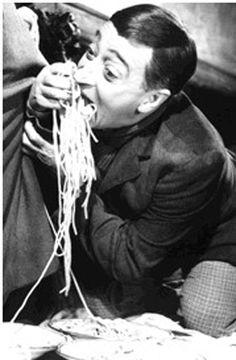 """Antonio De Curtis """"Toto"""", Italian actor and comedian, 1898-1967."""