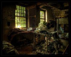 Abandoned State Hospital - Matthew Christopher's Abandoned America