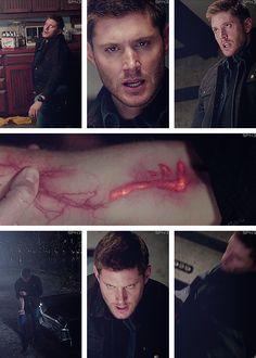 This worries me because Cain said it would come with a cost... And Dean didn't even stop to hear it. Cain and Abel is a tragic story of brothers sacrifice. I'm afraid to find out what cost this with have for Dean because there is no way it won't involve Sammy.