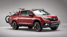 Pennzoil upgraded the Honda Ridgeline and it is amazing!