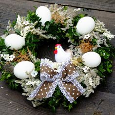Christmas Wreaths, Christmas Decorations, Holiday Decor, Buxus, Flower Arrangements, Diy And Crafts, Ornaments, Halloween, Spring
