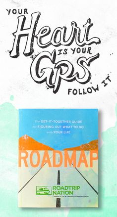 Roadmap by Roadtrip Nation will empower you to live a life doing what matters to you.