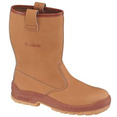 Jallatte Jalaska Rigger Boot - £56.75 VAT free! www.safetyandworkwearstore.co.uk