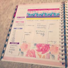 This is relaxing! #planneraddict  Back to work.