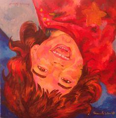 Erê Paulinha Pintura: Óleo sobre tela Artista: Franciele Schmidt