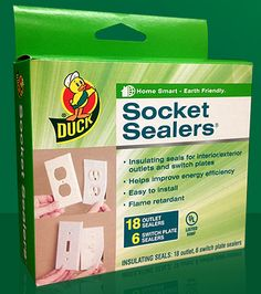 Free Socket Sealers from the Duck Brand
