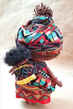 Tilda Africana  ❤️❤️❤️ Tilda Toy, Pop Dolls, Cat Doll, Diy Sewing Projects, Doll Hair, Sewing Toys, Doll Crafts, Fabric Dolls, Softies