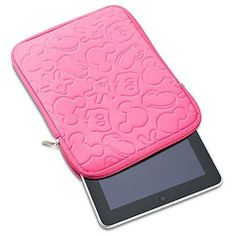 Disney Parks Best of Mickey Mouse iPad Sleeve Case Cover. For the Disney lover in your family.