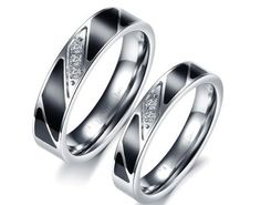 """Brand New Amazing Titanium Stainless Steel """"We Love Each Other"""" Wedding Band Set Anniversary/engagement/promise/couple Ring Best Gift!, http://www.amazon.com/dp/B00CV4IIJI/ref=cm_sw_r_pi_awdm_5eCQvb0TDDHXR"""