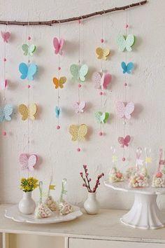 My Sweet Little Precious: Inspiracje: Ściany i dekoracje ścian w pokoju dziecięcym