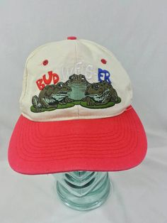Check out this item in my Etsy shop https://www.etsy.com/listing/288190333/free-shipping-vintage-90s-budweiser