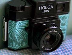 photo Holga