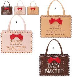 Japan Cute Kawaii Cookie Biscuit Hand Bags AMO Sweet Princess Ageha Gyaru Lolita Bags Candy Bags Kawaii - shop designer handbags, travel purse, oversized handbags *sponsored https://www.pinterest.com/purses_handbags/ https://www.pinterest.com/explore/handbag/ https://www.pinterest.com/purses_handbags/cheap-purses/ http://www.bonton.com/sc1/handbags-accessories/