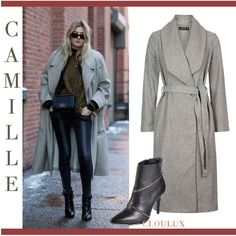 Camille Charriere Style Camille Charriere, Coat, Jackets, Outfits, Style, Fashion, Down Jackets, Clothes, Moda
