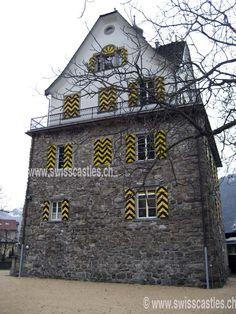 Rudenz Castle, Fluelen, Switzerland | Uri Schloss Rudenz (Flüelen) (en français )