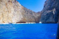 Zakynthos – Amiért mindenki a szigetre jön. Shipwreck, Olympus, Cave, Greece, Pearl, Outdoor, Greece Country, Outdoors, Bead