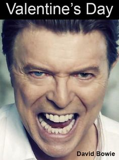 Directed by Indrani Pal-Chaudhuri.  With David Bowie. David Bowie's official music video for 'Valentine's Day'.