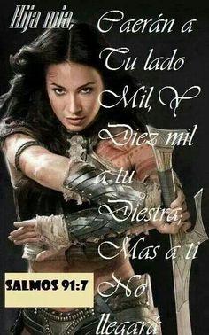 Imágenes de mujeres guerreras de Dios |  todo en imágenes