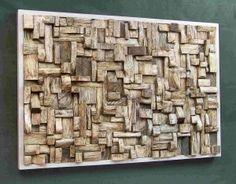 wat je allemaal wel niet kunt met restjes hout...