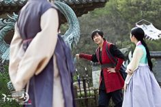 Gu Family Book behind the scenes