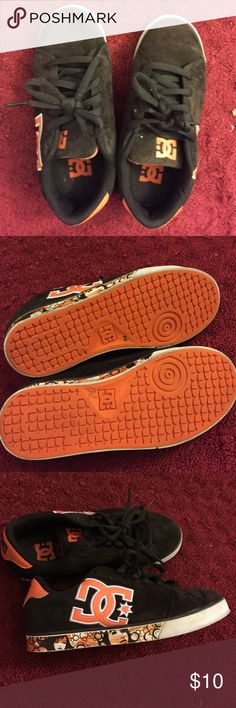 D.C. Shoes Womens 6.5. D.C. Shoes worn but still great DC Shoes Sneakers
