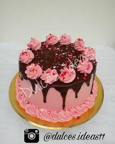 Cake Decorating Frosting, Cake Decorating Designs, Creative Cake Decorating, Cake Decorating Videos, Creative Cakes, Latest Birthday Cake, Birthday Cake For Him, Beautiful Birthday Cakes, Cake Icing