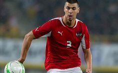 Aleksander Dragovic - Austria. The Center Back plays for Dynamo Kyiv and garners great interest from England. Austria won 9 out of 10 and drew the other.