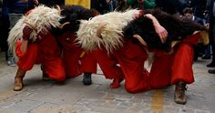 Prizzi, Ballo dei Diavoli, Domenica di Pasqua Dance of the Devils in Prizzi on Easter Sunday #easterinsicily #visitsicily #Prizzi