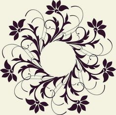 Printable Stencil Patterns For Many Uses (33)