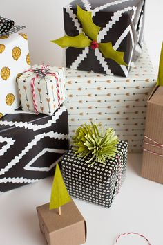 The House That Lars Built.: 5 gift topper ideas