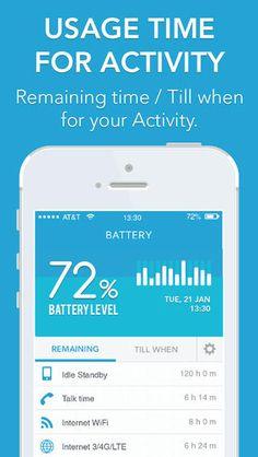 Battery Life Saver - Max Your Battery Life FREE jude Madox 제작 광고가 있긴 하지만 잘 만들어진 베터리 관리 어플