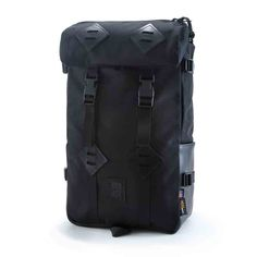 Topo Designs Ballistic Black Klettersack 22L Freestyle, Mma, 20l Backpack,  Edc Bag, 64d80de9d1