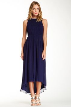Cynthia Steffe Allegra Rope Silk Dress on HauteLook