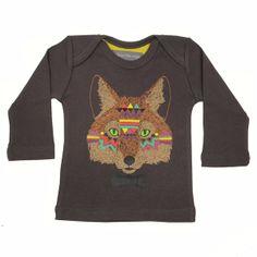 FOX baby t-shirt - Milkontherocks