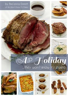 AIP Holiday: They Won't Know It's Paleo