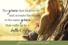 When we've done something we're ashamed of, we want to run and hide, right? We wish we were invisible. Whatever the reason for our shame, Jesus is there ready to forgive and set us back on our feet... His grace calls us to a better life. Read on to find out how.
