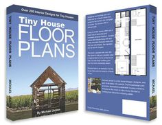 A Dozen Books to Help Build Your Small Space: Tiny House Floor Plans