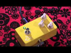 Keisman Pedals EARLY BIRD overdrive marshall bluesbreaker tone with Gibson SG