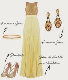 Madrinhas de casamento: Copie o look: vestido amarelo para madrinha