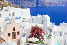 Oia, Santorini - On my way - A simple, travel and lifestyle blog