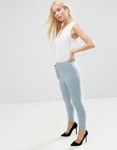 ASOS Skinny Crop Pants