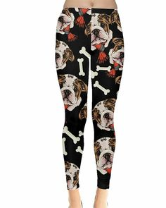 b64d750b84 Cowcow Women'S Unique Animal Print Tights Zebra Bulldog Birds Silhouettes  Patter #fashion #clothing #