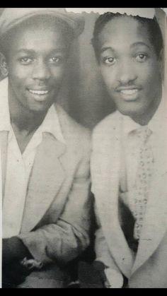 Lou Rawls & Sam Cooke