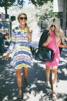 Bright and fun dresses