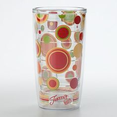 Tervis tumblers - I have this one plus 5 more and I love them!!  Just about all that I drink out of now!! Favorites are the birthday ones I got from the Manleys that are personalized!!