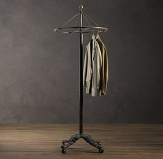 19th C. Couturier's Rack