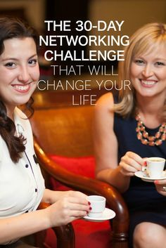 30-day networking challenge that will change your life