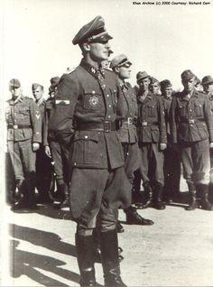 J Peiper full length photo 1943