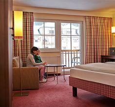 Zimmer Doppelzimmer Typ 1 DZX1 ROBINSON CLUB AMADE, Österreich