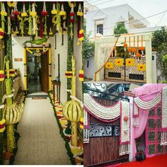 Get your wedding home decorated! Welcome family and friends in grandeur. Design your weddings with traditional and exotic flowers for long lasting memories. #InspiredWeddingDecor #Kanpur